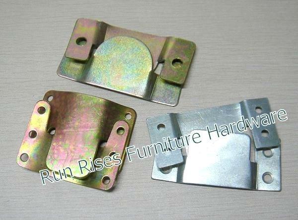 Metal sheet sofa connector e20 buy sofa connectorsofa for Sectional sofa connector hardware
