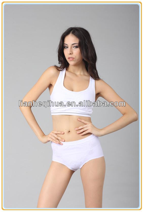 Underwear Knitting Machine : Girl seamless knitting machine underwear high quality bra