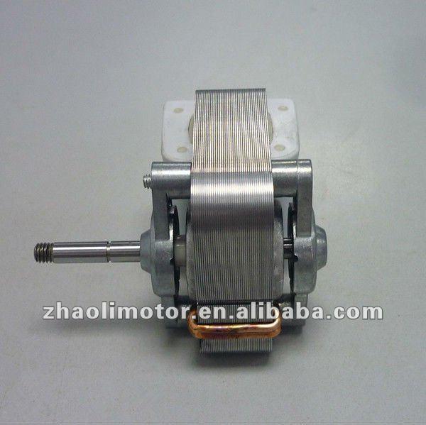 Shaded pole electric motor waterproof yj61 20 low rpm ac for Waterproof submersible electric motors