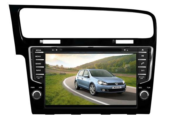 car gps navigation for 2013 vw golf 7 vw golf vii vw golf mk7 view car gps navigation for. Black Bedroom Furniture Sets. Home Design Ideas