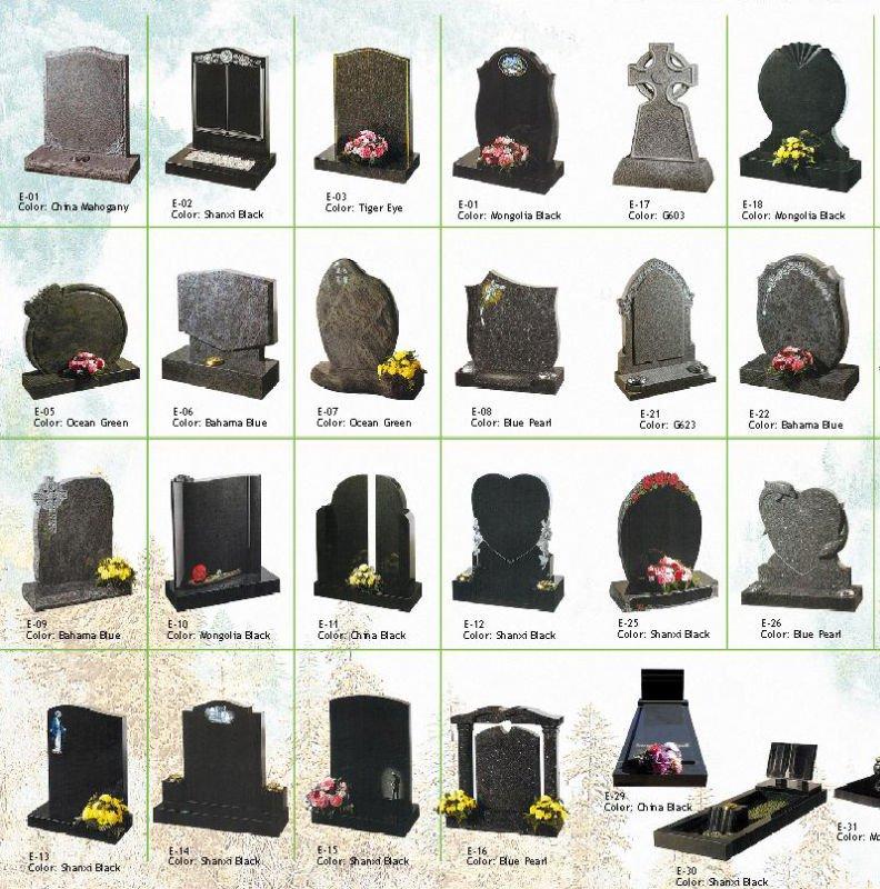 Jet Black Granite Headstones Jet Black Single Was 3 385