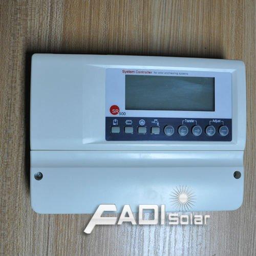 Riscaldatore di acqua solare controller sr500 buy solare del riscaldatore di acqua solare for Riscaldatore di acqua calda del cpvc