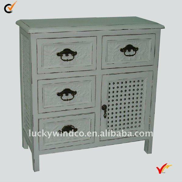 Muebles pintados a mano buy blanco pintado muebles - Muebles de madera pintados a mano ...