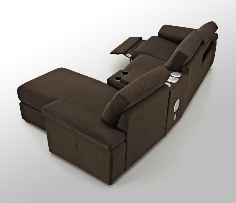 Leather recliners lazy boy - Modern Lazy Boy Fabric Recliner Sofa My092 Buy Lazy Boy