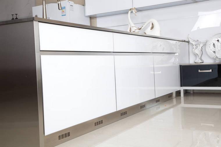 2017 Hot Sale Modern Kitchen Cabinet Modular Kitchen