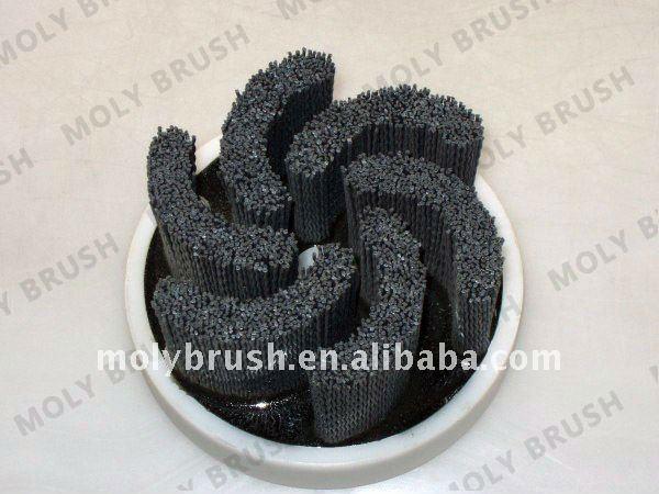 Information Abrasive Nylon Disc Brush 93