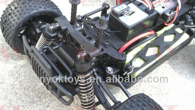 Huan qi 733 electric powered rc car 1 16 model car oil for Rc electric motor oil