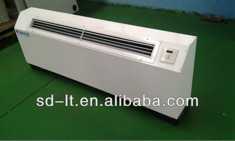 Floor Standing Vertical Fan Coil Wall Mounted Fan Coil