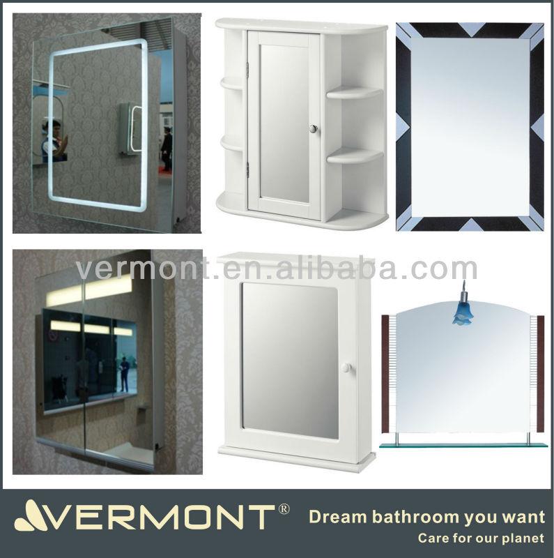 Modern mdf high end wall bathroom vanities view high end for High end modern bathrooms