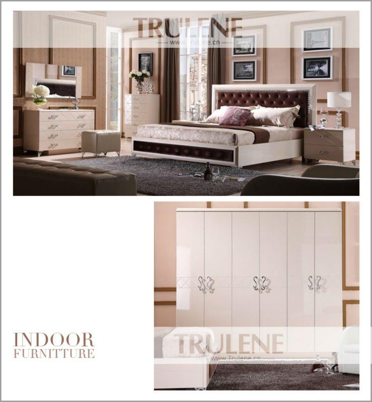 high glossy white bedroom furniture set buy modern bedroom furniture