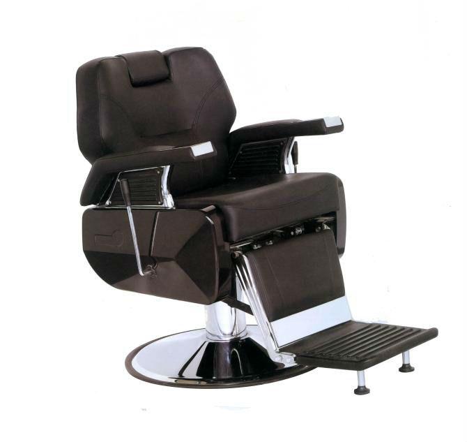 Modern chair furniture barber chair reclining salon for Modern salon chairs for sale