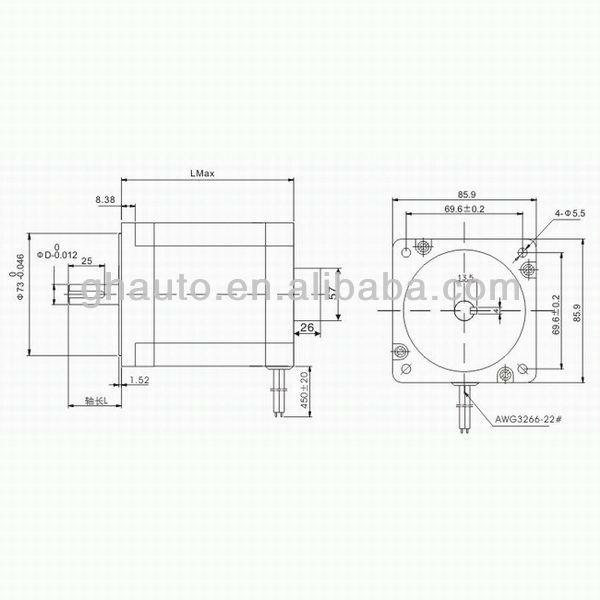 nema 34 closed loop stepper motor 86bygh4118ec 1000 buy closed loop stepper motor closed loop
