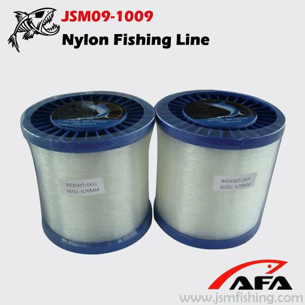 Multi color nylon monofilament fishing line buy multi for Nylon fishing line