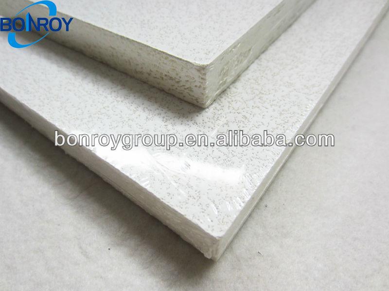 600x600mm Fiberglass Acoustic Ceiling,Fiberglass Plaster Ceiling,Fiberglass Drop Ceiling Tiles ...