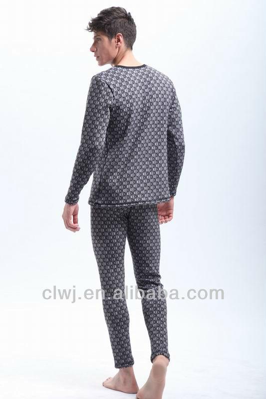 Wholesale Men Cashmere Long Underwear,Winter Long Johns,Winter ...