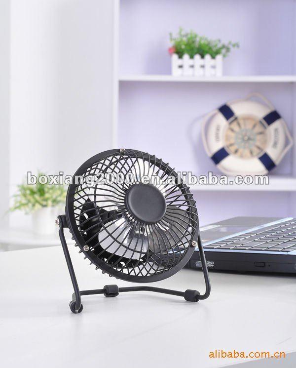 4 Inch Portable Usb Fan 6 Inch Desk Mini Fan