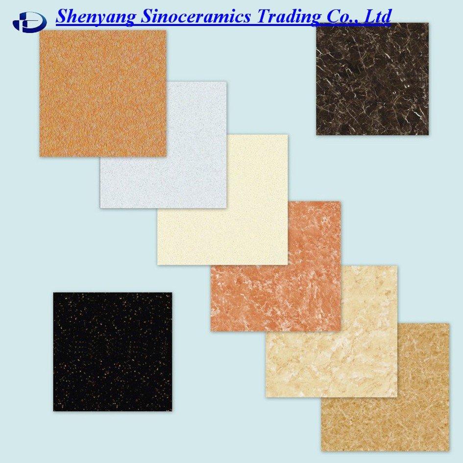 Quality of ceramic tiles