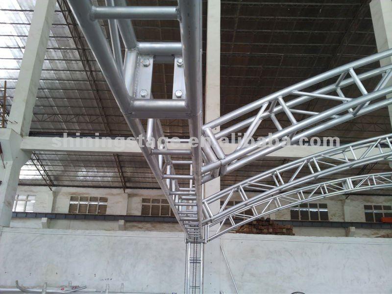 Pvc truss roof system aluminum truss wedding tent ceiling for Buy trusses