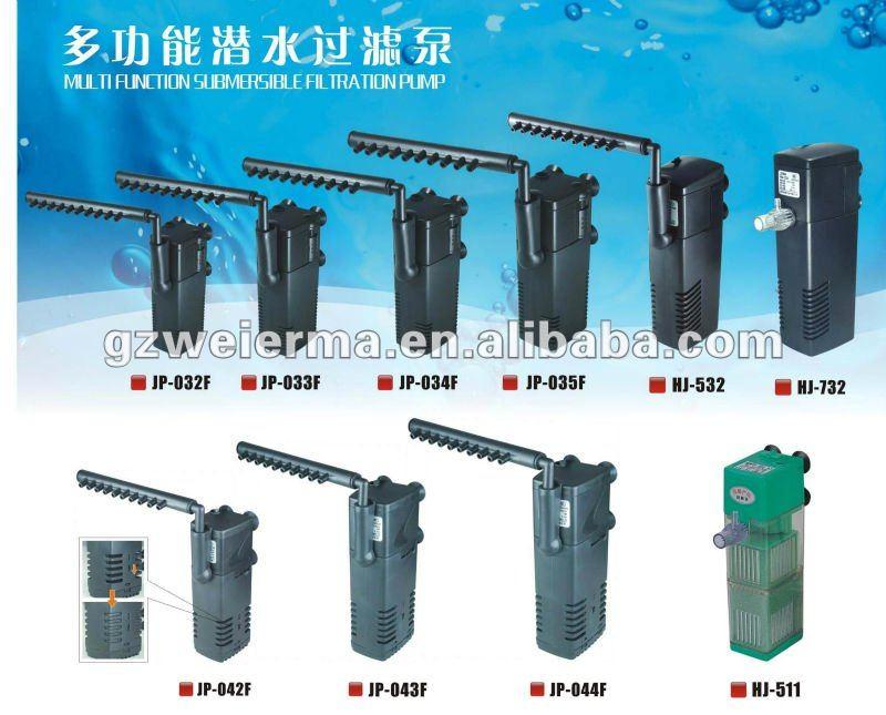Submersible Filtration Pump Aquarium Pump Sunsun High