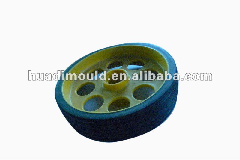 Baking pan plastic shell of mould for plastic injection