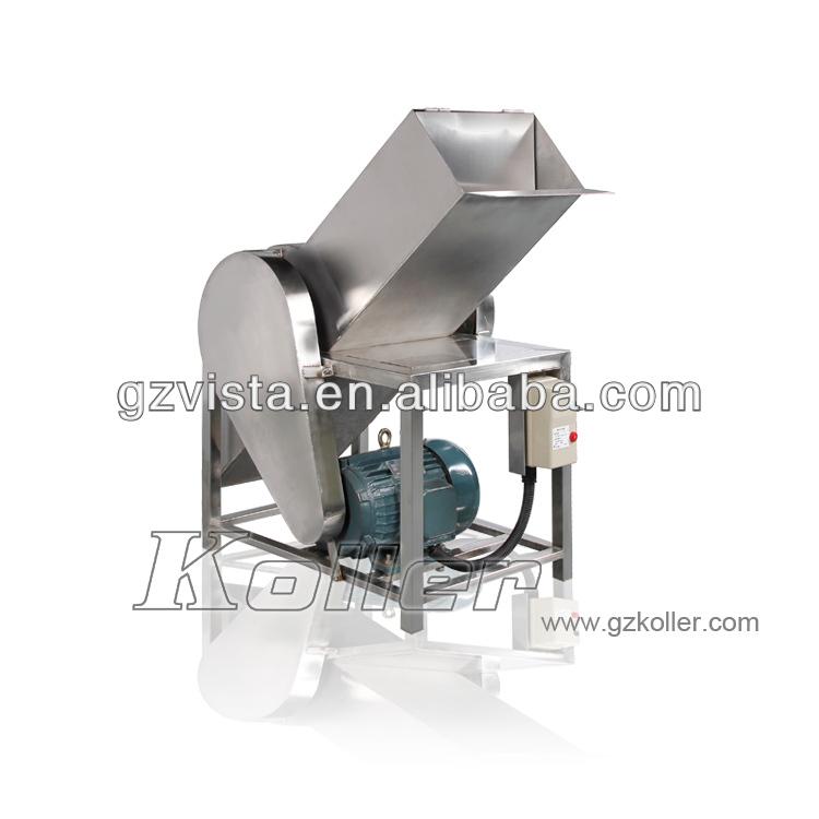 block crusher machine