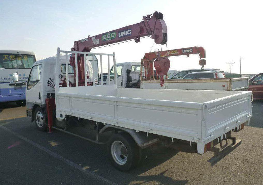 mitsubishi canter crane truck   4d33 engine  view Mitsubishi Canter Parts Mitsubishi Canter Parts