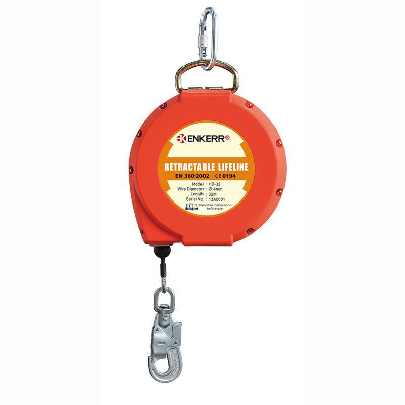 4mm diameter steel wire retractable lifeline buy retractable lifeline safety lifeline rope