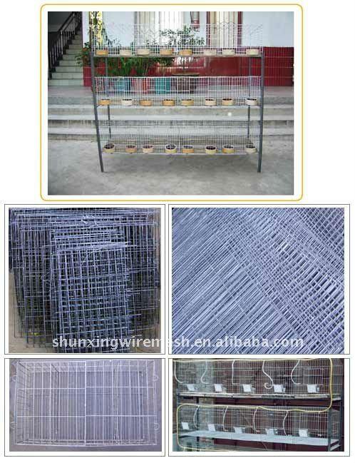 Pvc coated rabbit cage buy rabbit cage rabbit box for Pvc rabbit cage