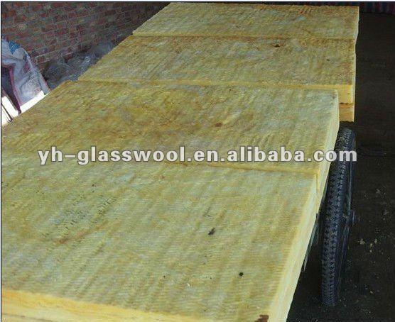 Rockwool fiber rock wool board mineral wool for wall for Mineral fiber board insulation