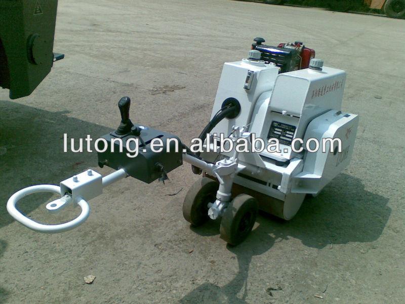 hydraulic walking behind vibratory road roller
