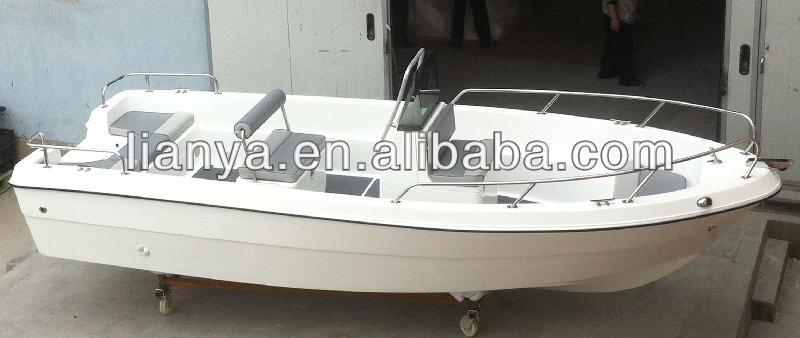 Liya 5.1m Small Fiberglass Fishing Boat Manufacturers Made In China - Buy Fiberglass Fishing ...