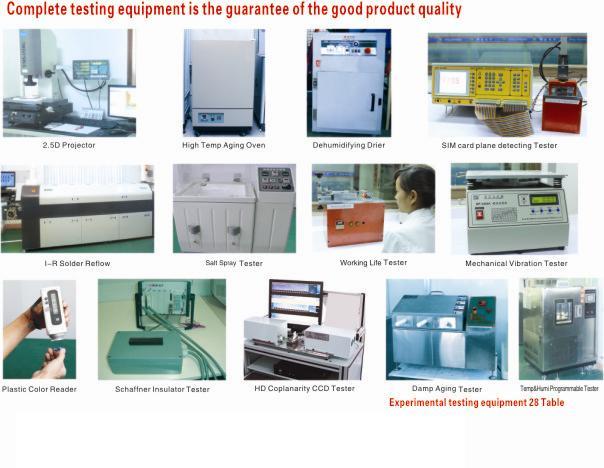 micro sd card manufacturing machine
