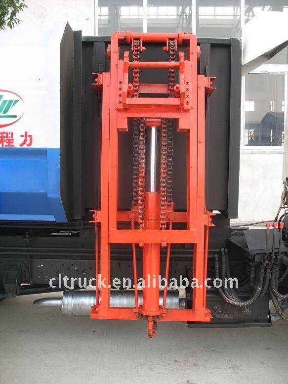 Garbage Truck Power Wheels : Dongfeng garbage transportation truck power wheel