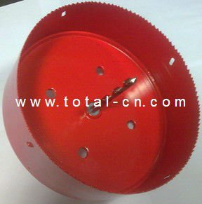 concrete hole saw, bi-metal hole saw, big diameter deep cutting depth hole saw