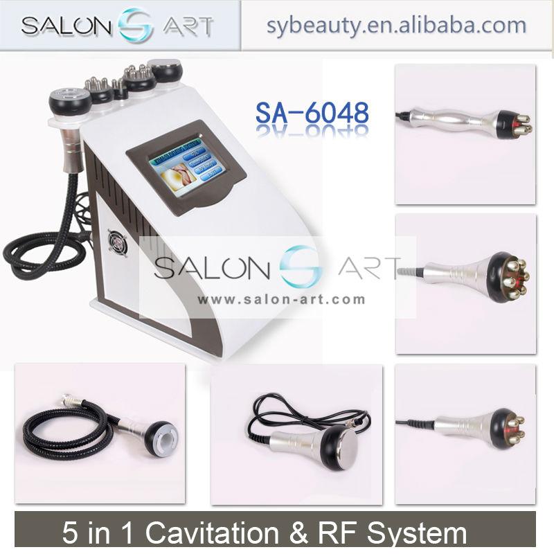 Trade assurance body shaper machine cavitation vacuum body for 901 salon prices
