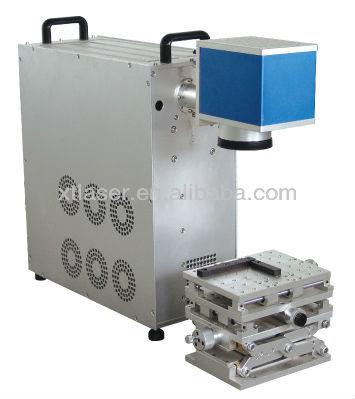 metal tag laser engraving machine