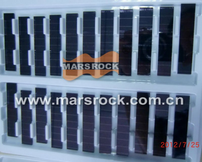 8V 9uA Thin Film Amorphous SIlicon Small Solar Panel