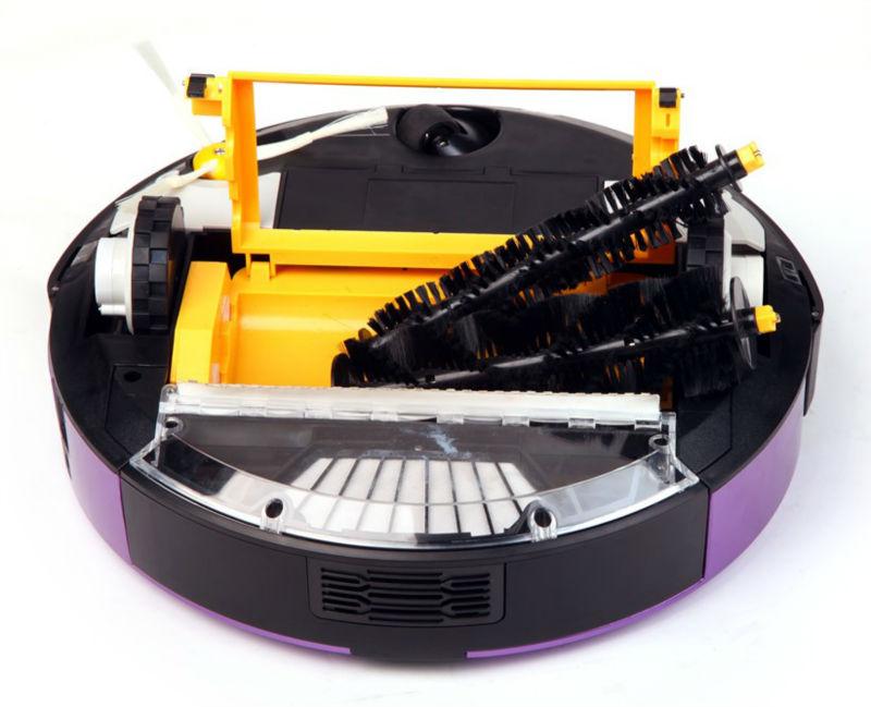Robotic Vacuum Cleaner Cordless Vacuum Ear Cleaning