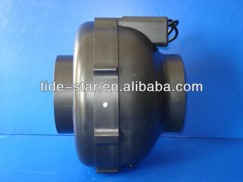 Stainless Steel Inline Fan Motors : Inch exhaust fan hydroponic stainless steel inline duct