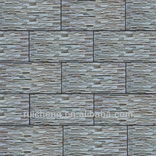 300 600mm 3d Inkjet Stone Exterior Wall Cladding Tiles Design For Exterior Wall Tile Buy