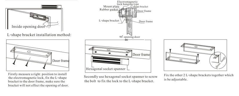 magnetic door lock wiring instructions enthusiast wiring diagrams u2022 rh rasalibre co Snap Lock EA700 Wiring-Diagram Snap Lock EA700 Wiring-Diagram