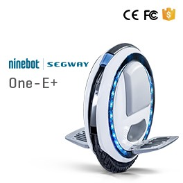 Ninebot One E+ electric scooter