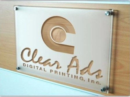 CLEAR ADS DIGITAL PRINTING, INC.