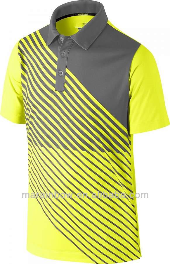 Golf Shirt Designs