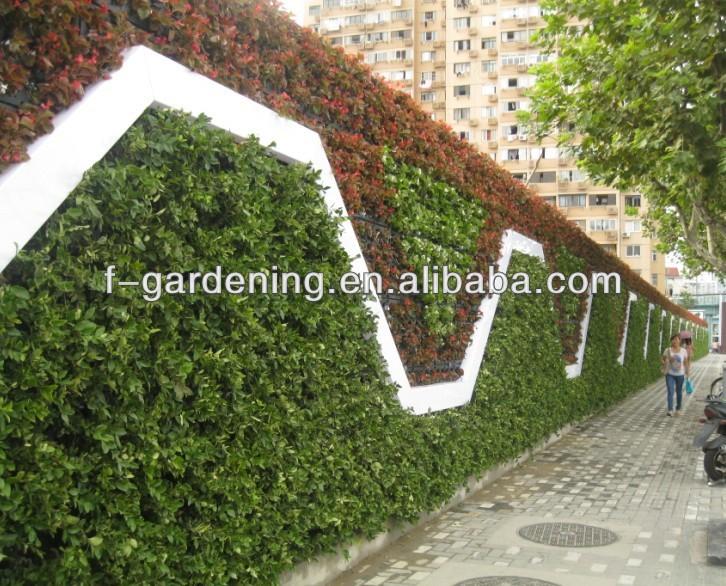 Jardin vertical artificial vertical wall garden for Jardin vertical artificial