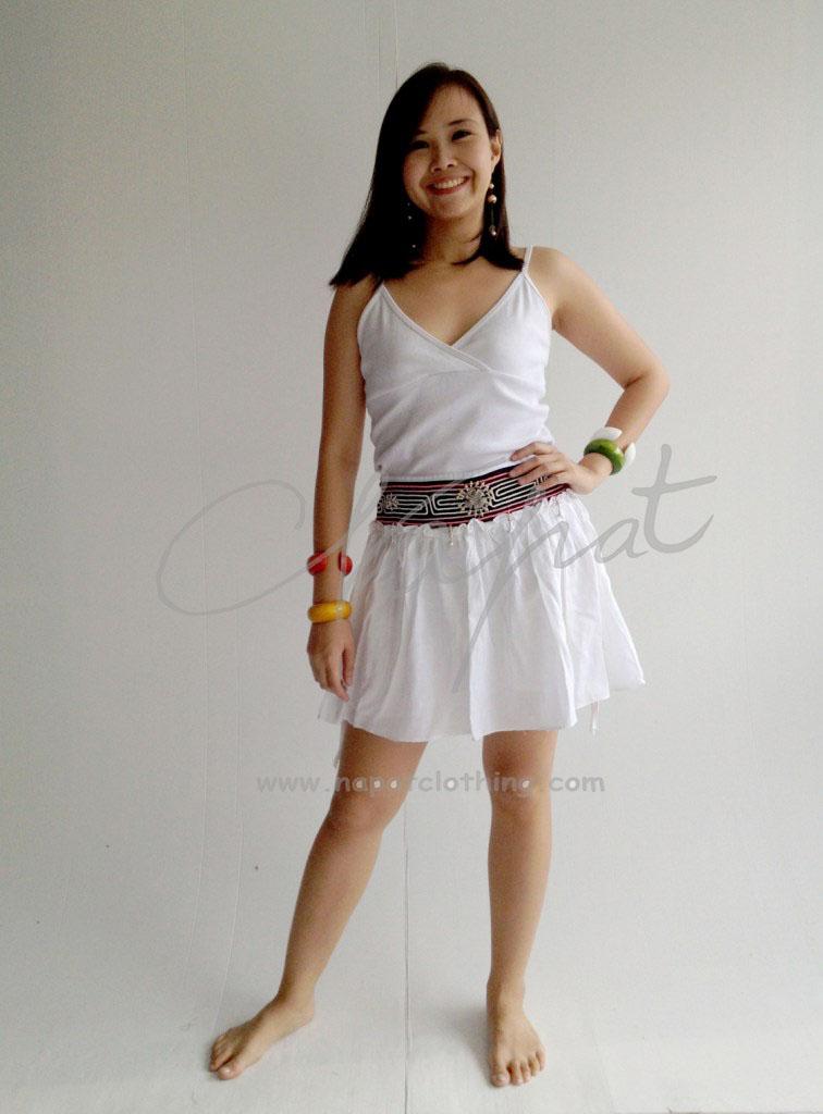 Fashion Las Mini Skirt With Short