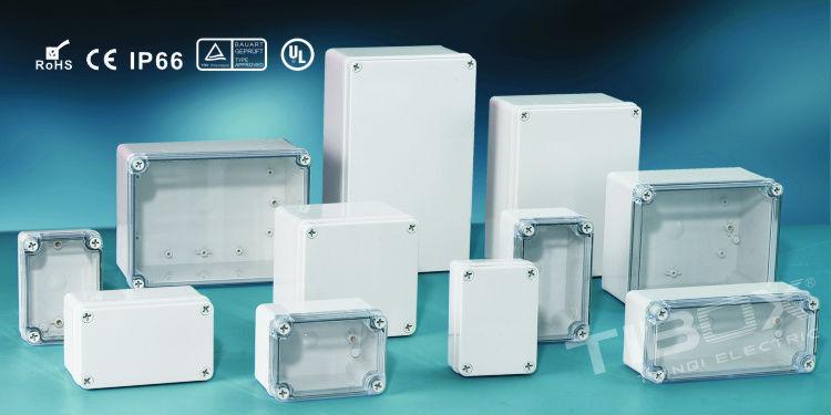 Waterproof Electrical Junction Box Outdoor Plastic Enclosures Buy Outdoor Electrical Junction