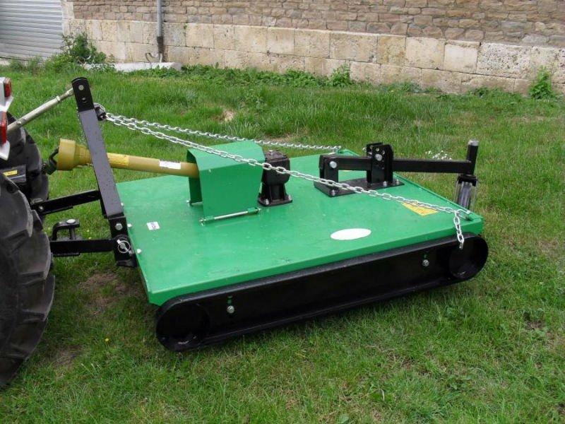 used grass cutter machine