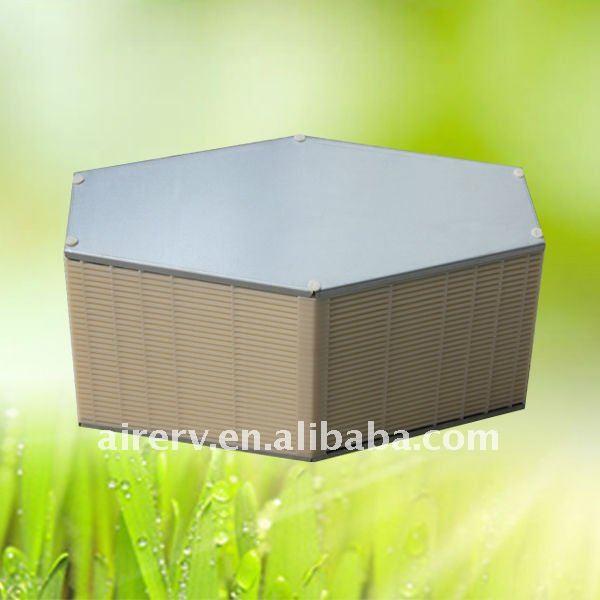 Erv Air To Air Plastic Heat Exchanger Buy Plastic Heat