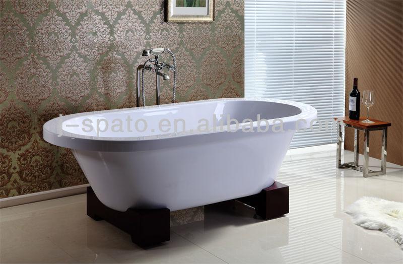 Vasca Da Bagno Legno Prezzo : Economico semplice molto freestanding vasche da bagno piccole con